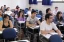 sala de aula câmpus Curitiba