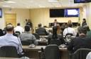 Reunião do Conselho Universitário da UTFPR (Foto: Decom)