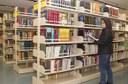 Biblioteca do Câmpus Curitiba (Foto: Decom)